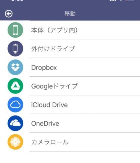 iOS microSD リーダー/ライター